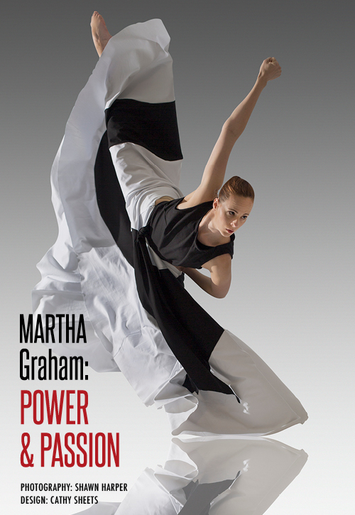 Martha Graham:Power and Passion